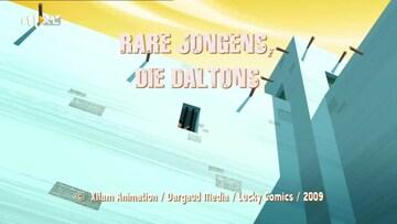 Rare jongens, die Daltons