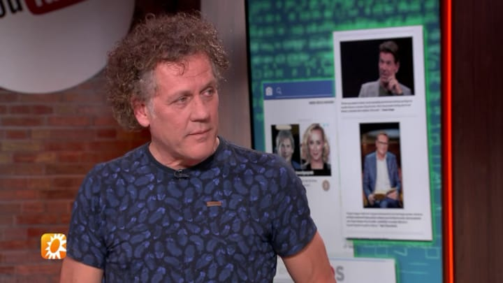 Kees van der Spek vertelt over nieuwe oplichtingstruc op internet