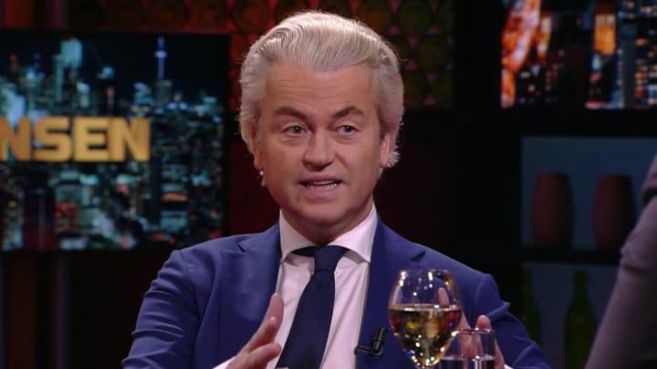 Jensen met Geert Wilders (Hele uitzending)
