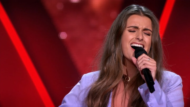 The Voice: Bekijk optreden Britt Timmers met Always (Blind Auditions)