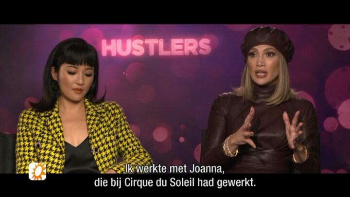 Jennifer Lopez bont en blauw door rol paaldanseres in Hustlers