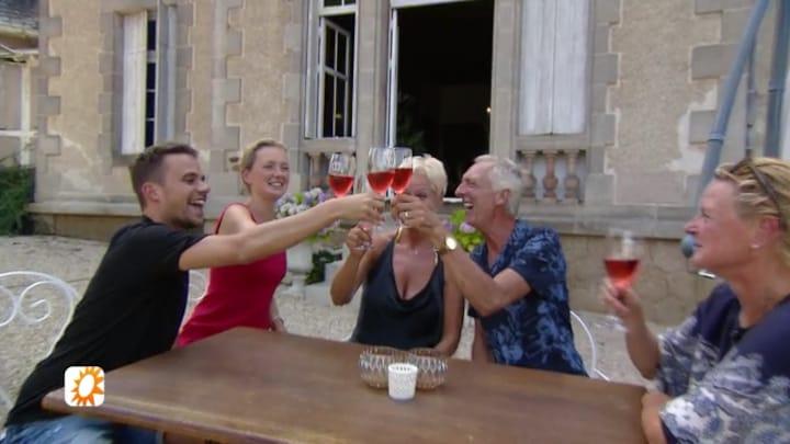 Chateau Meiland ondervuur over hun overmatig alcoholgebruik