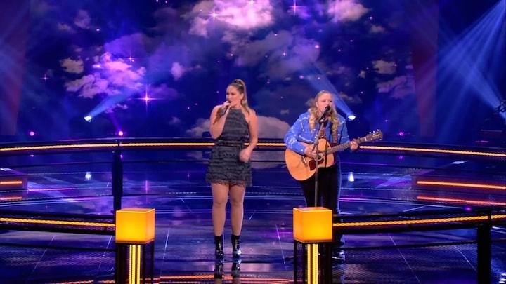 The Voice: Bekijk The Battle Jantien Volgers vs. Sophia Kruithof (Battle ronde 4)