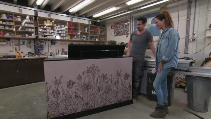 Geliefde Eigen Huis & Tuin - DIY: tv meubel mét lift! &PW02