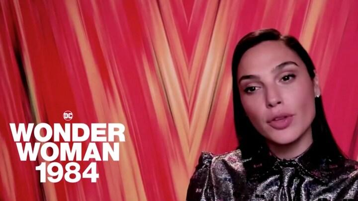 Video: Wonder Woman 1984 heeft Nederlands tintje (video)