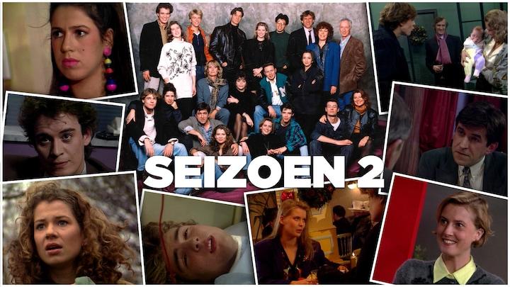 Goede Tijden, Slechte Tijden: bekijk samenvatting seizoen 2 met Martine Hafkamp en meer