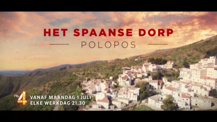 Eerste beelden Het Spaanse Dorp: Polopos