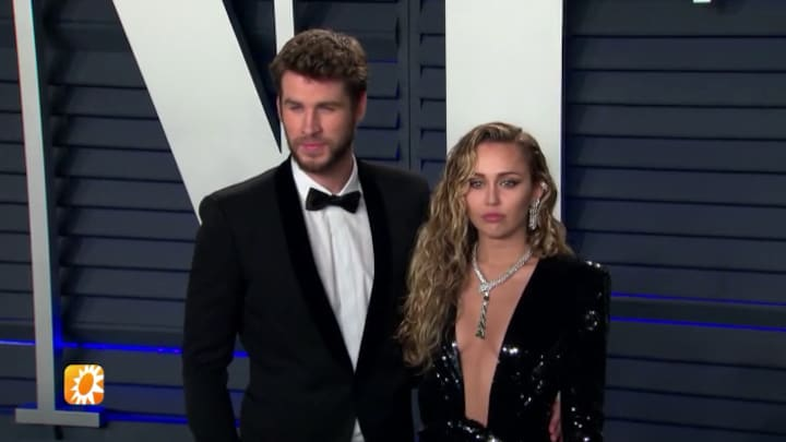 'Miley Cyrus zingt in nieuwe single over breuk met Liam Hemsworth'
