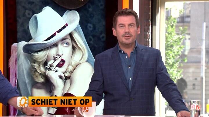 """Madonna roept Amerika op """"wakker te worden"""" en wapens te verbieden"""