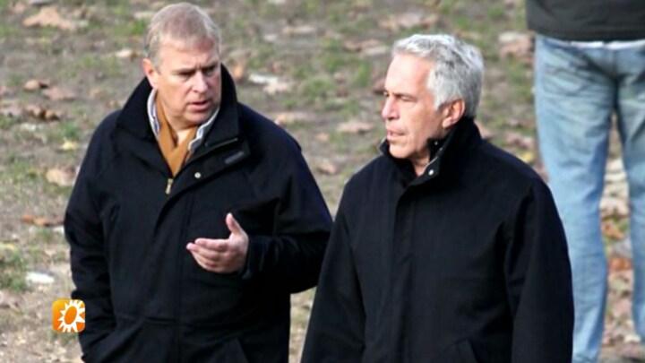 Prins Andrew komt met verklaring over contact met Epstein