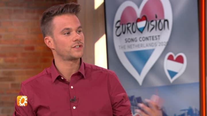 Aran Bade over organiseren Eurovisie Songfestival 2020