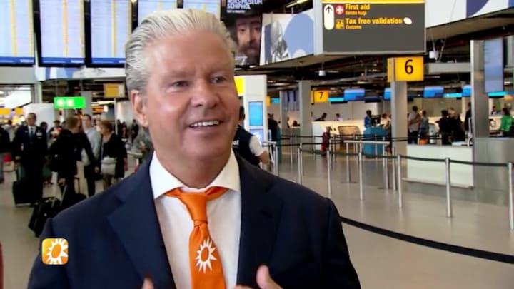 Dries Roelvink over bijgeloof: 'Alleen vliegen in pak'