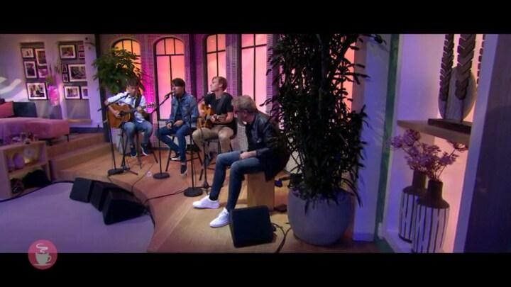3JS spelen live nieuwe single De Toekomst