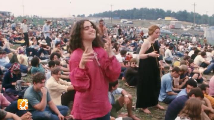 """Woodstock na 50 jaar: """"Je kon seks hebben als een vis"""""""