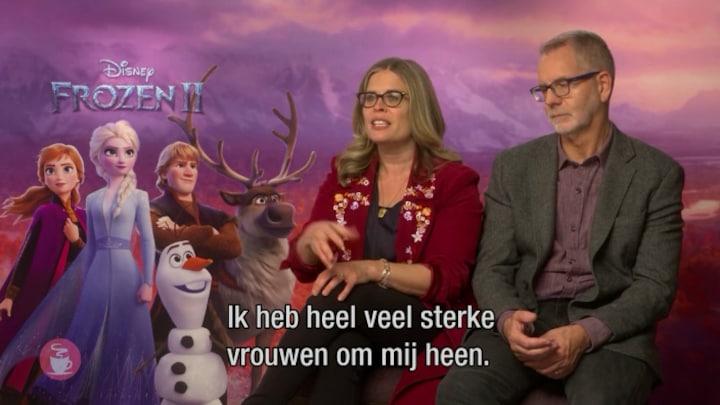 Frozen 2 in première: vanwaar de keuze voor sterke Elsa en Anna?