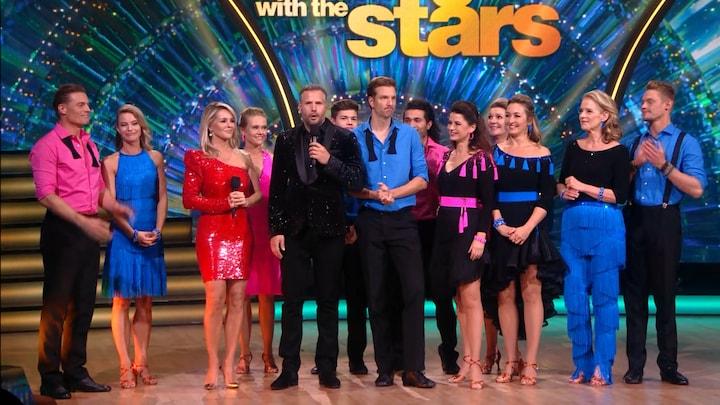 Dancing With The Stars: cast GTST danst erop los
