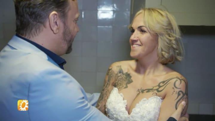 "Carlo Boszhard vanavond in bizarre aflevering Married at First Sight: ""Je weet niet wat je ziet"""