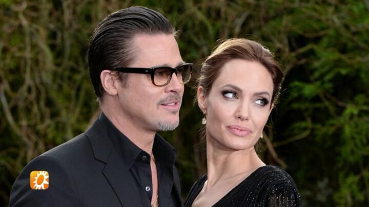 Rampzalige scheiding verstoort werkleven van Angelina Jolie