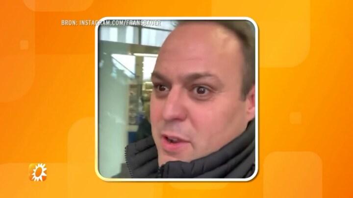 Signeersessie Frans Bauer zorgde voor een verkeersinfarct in Apeldoorn