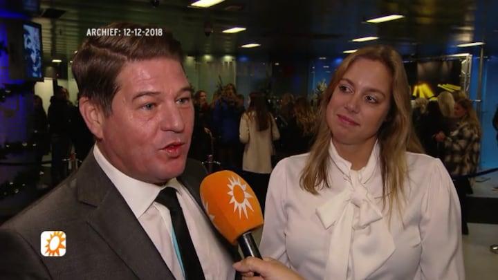 Martijn Krabbé in het geheim getrouwd met de liefde van zijn leven