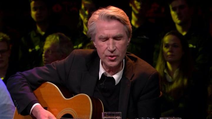 Frank Boeijen treedt op bij Beau en zingt nieuw nummer Zo Mooi Voor Mij