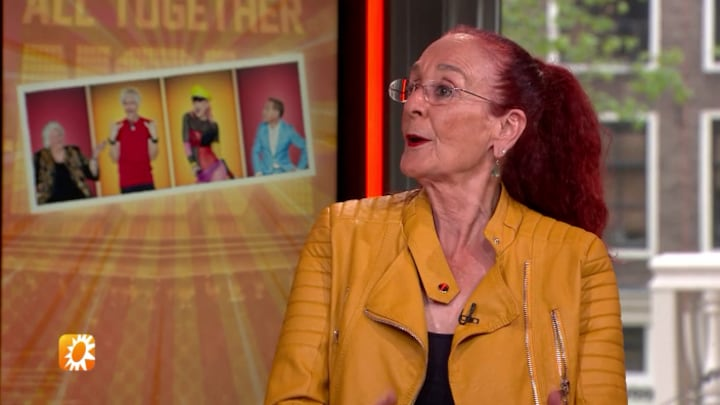 Noble van The Voice Senior zit in jury All Together Now