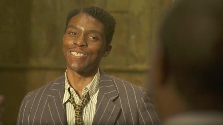 Video: Netflix-film Ma Rainey's Black Bottom is laatste film van Chadwick Boseman