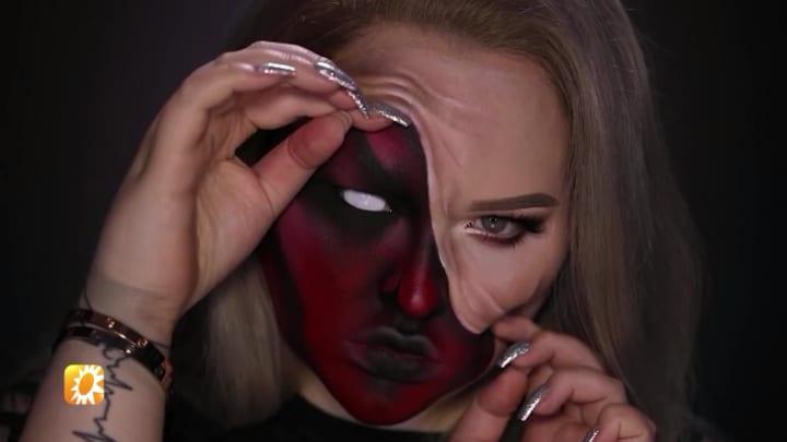 Halloween komt eraan, en Nikkie Tutorials deelt de make-uptrends van dit jaar