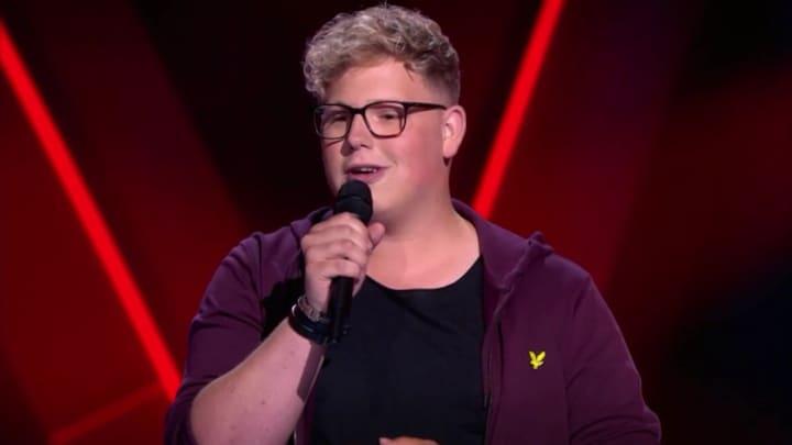 The Voice: Bekijk optreden Stan van Hoof met Brabant (Blind Auditions)