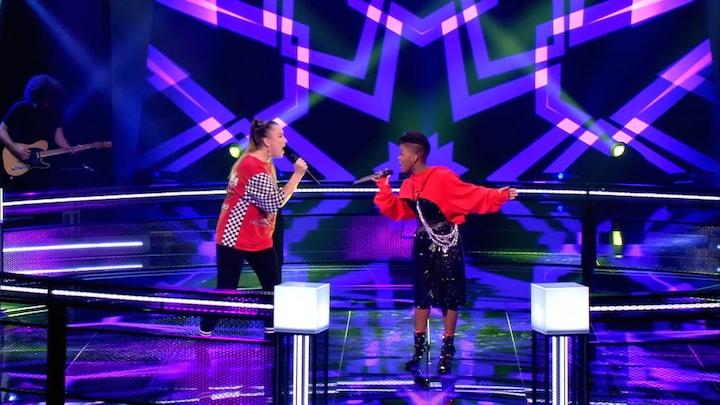 The Voice: Bekijk The Battle Esmée Smit vs. Lady Shaynah (Battle ronde 4)