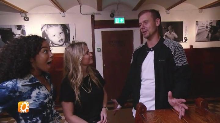 Nieuwe album van Armin van Buuren wordt op hele aparte manier gepromoot