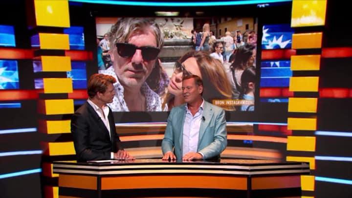 Albert en Beau presenteren nog eenmaal samen RTL Boulevard