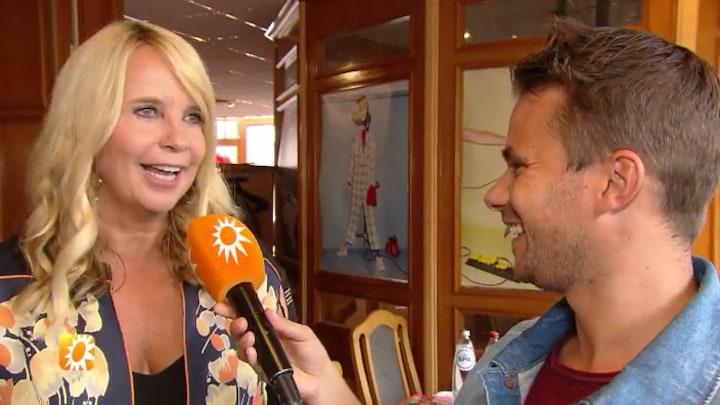 Linda de Mol over Twitter-rel Wendy van Dijk: 'Ik ben dankbaar dat ik niet op sociale media zit'