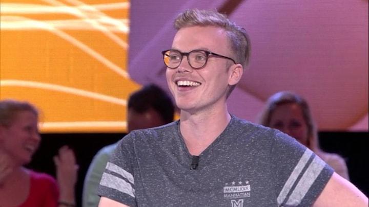 Ik Weet Er Alles Van!: kandidaat Nick beschrijft zijn vriendin als 'walvis'