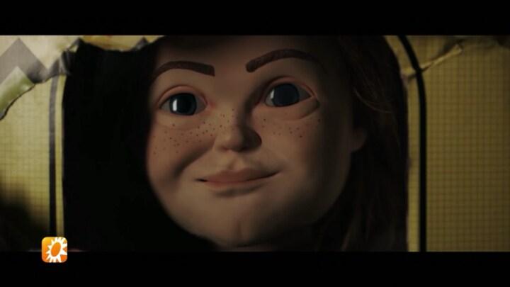 Echte poppen gebruikt voor Chucky in remake Child's Play