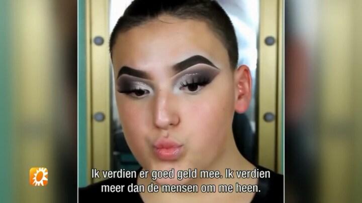 Steeds meer jonge mannen maken make-up tutorials: 'Te gekke ontwikkeling'