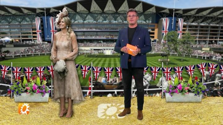 Koning Willem-Alexander en koningin Máxima stelen show Royal Ascot