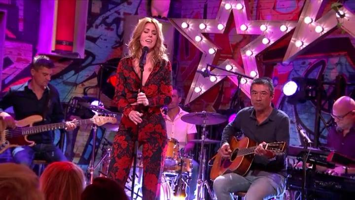Elske DeWall zingt Leun Op Mij van Ruth Jacott