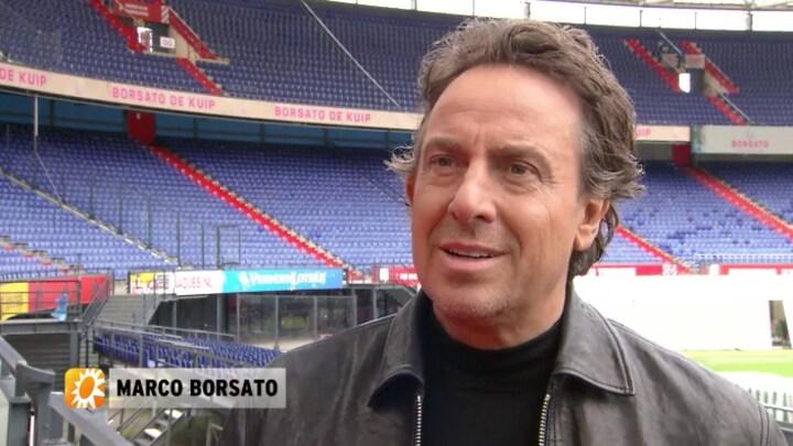 Marco Borsato maakt zich klaar voor Kuip-concerten
