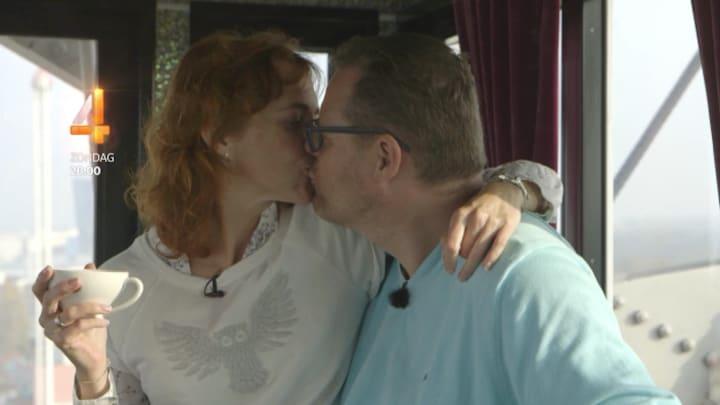 Married At First Sight: Pascal krijgt onverwachte zoen van Mirjam