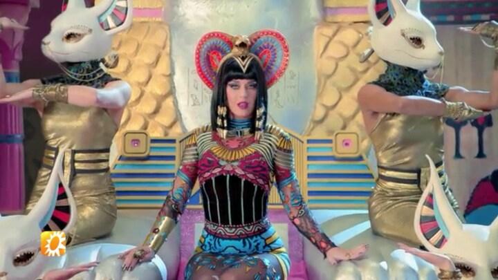 Opnieuw beschuldigingen aan adres Katy Perry