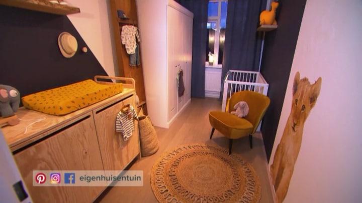 Eigen Huis Tuin Een Stoere Babykamer Voor Een Stoere Baby
