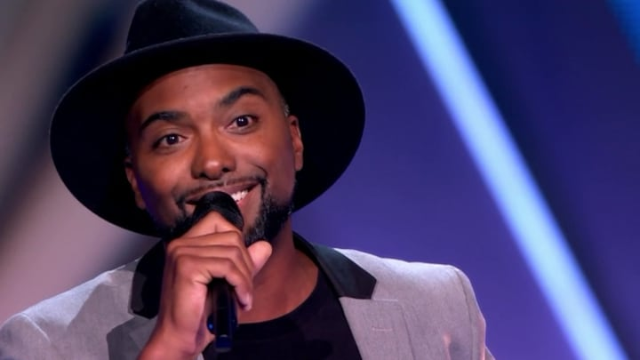The Voice: Bekijk optreden Mitch Crown met All Of Me (Blind Auditions)