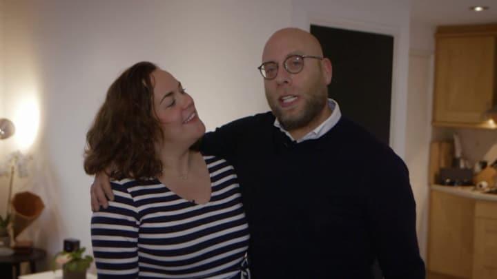 Married at First Sight-koppel Bram en Patty verwacht een kindje