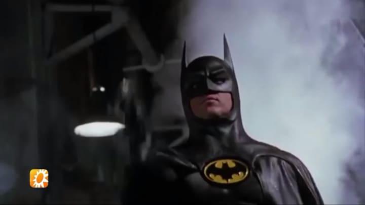 Jarige Batman viert feest