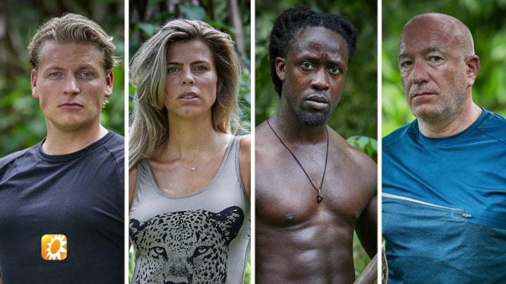 Vier nieuwe deelnemers van Expeditie Robinson gepresenteerd