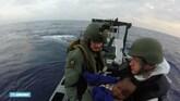 Video: Nederlandse marine redt 150 vluchtelingen