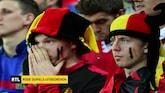 Video RTL Sport Update: België huilt