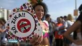 Zikavirus beheerst het carnaval in Rio