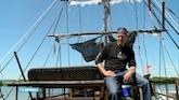 Leven als piraat: Amerikaan laat jongensdroom uitkomen